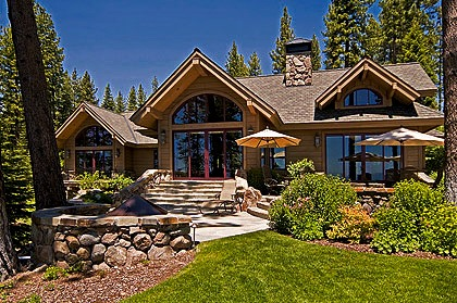 Tahoe City Lake Front Custom Home Build
