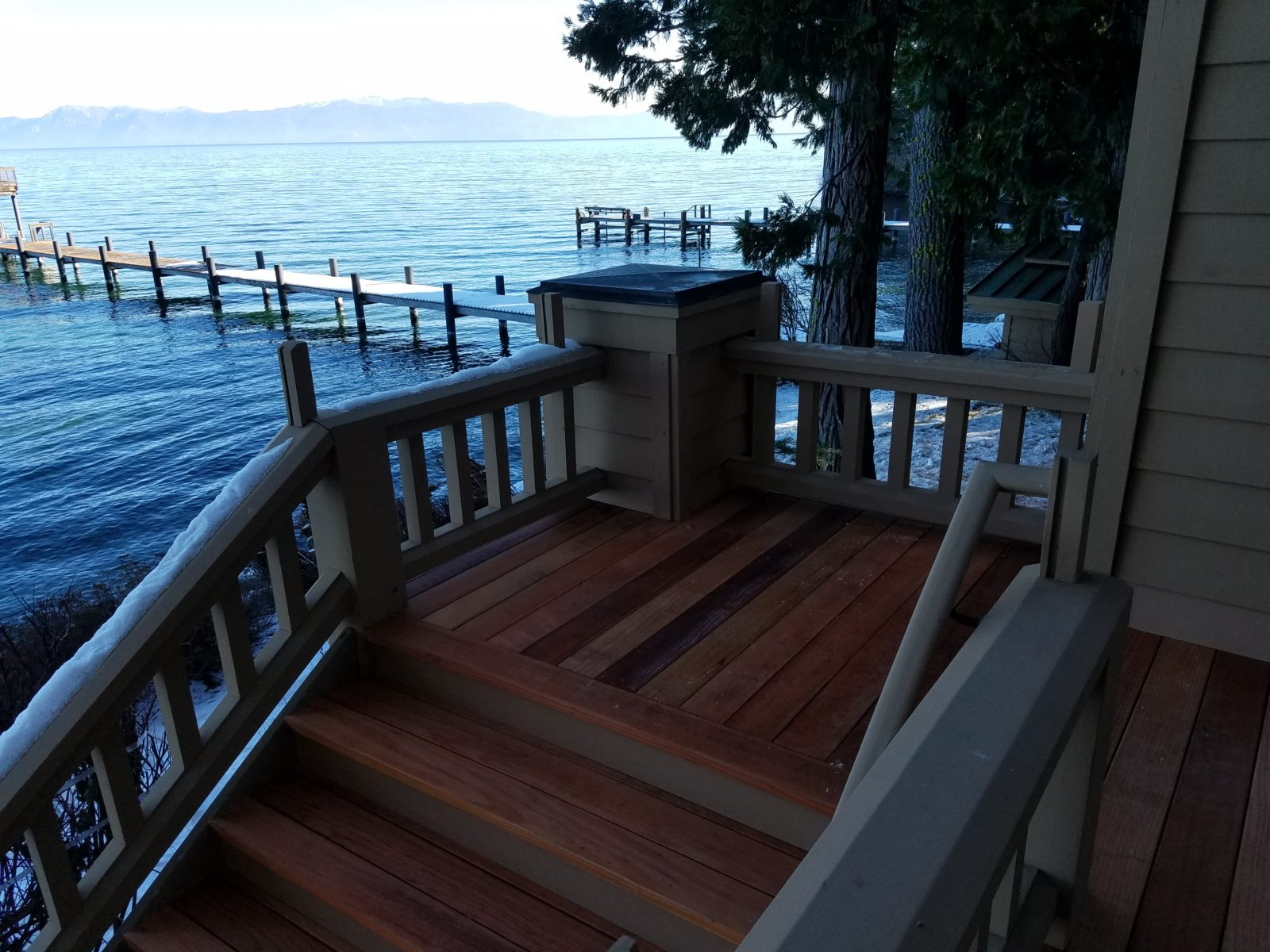 Lake Tahoe Deck Builder