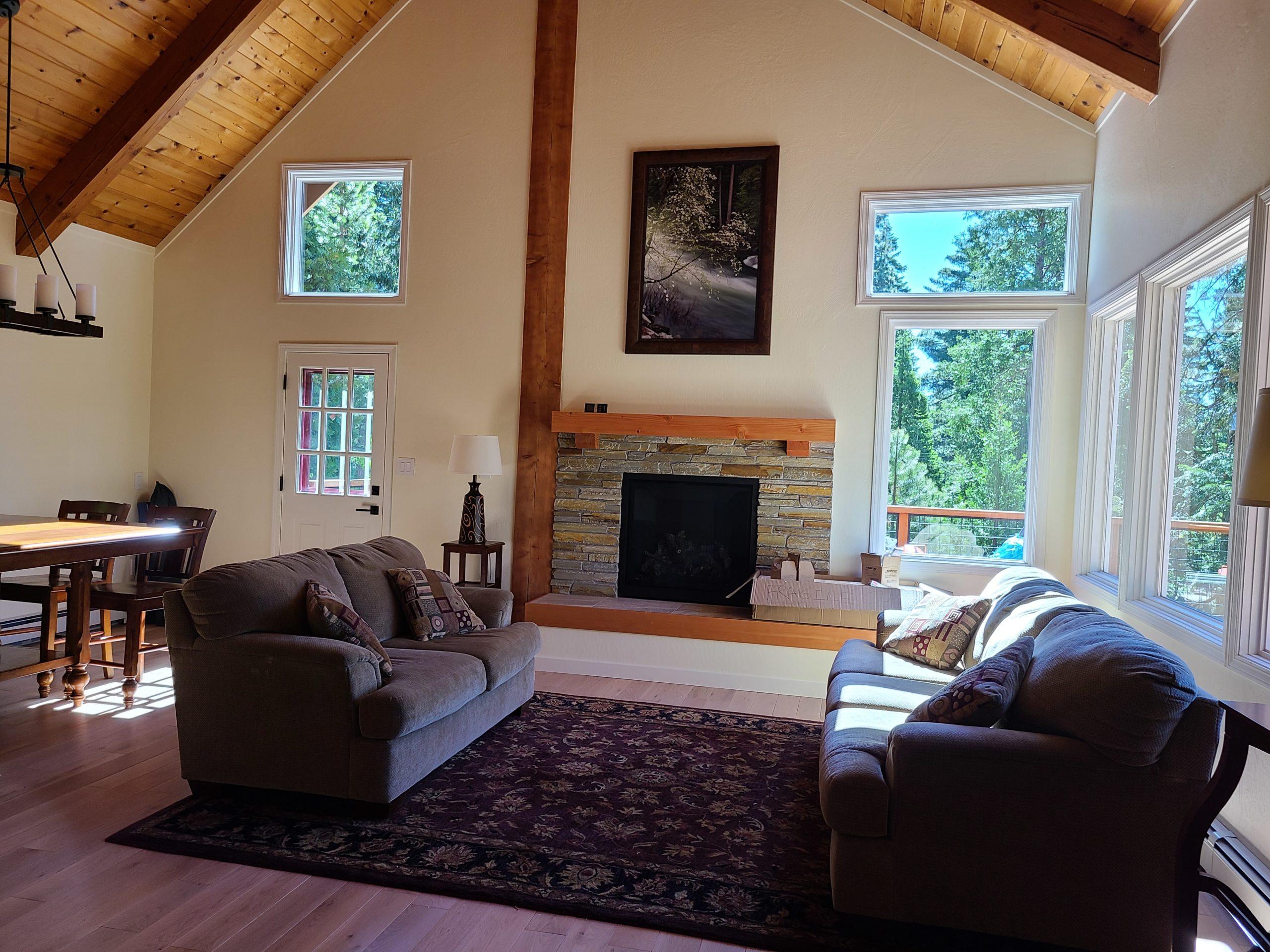 Residential Remodel Tahoe Vista