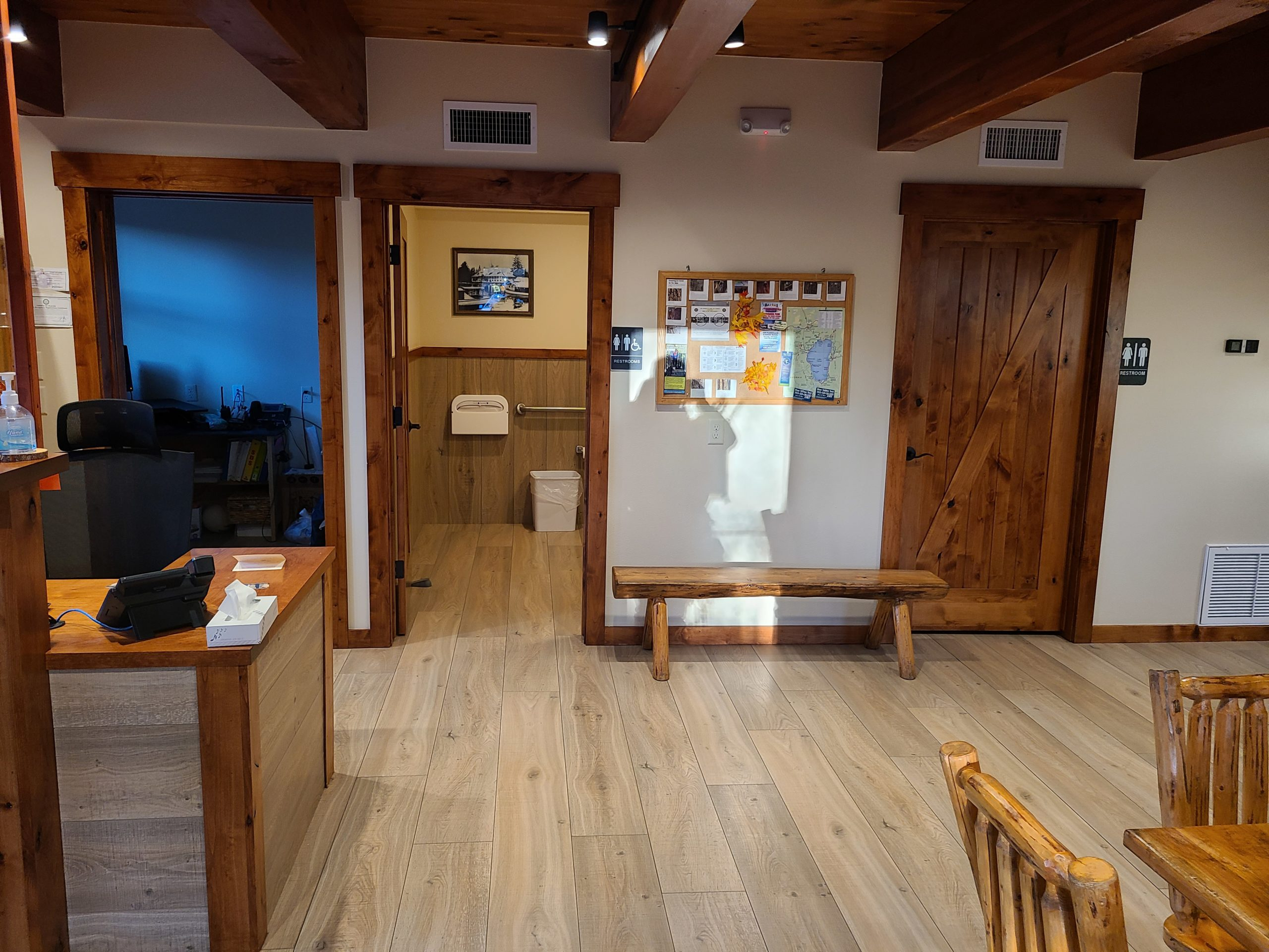 Commercial Remodel - Tahoe Vista