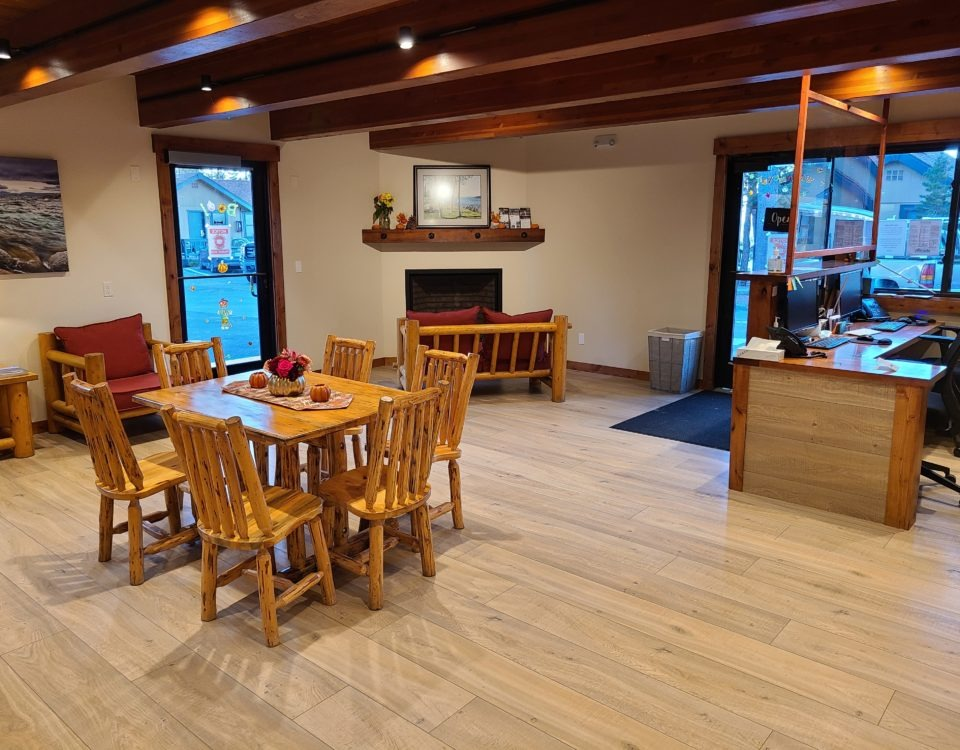 Tahoe Vista Commercial Remodel -After