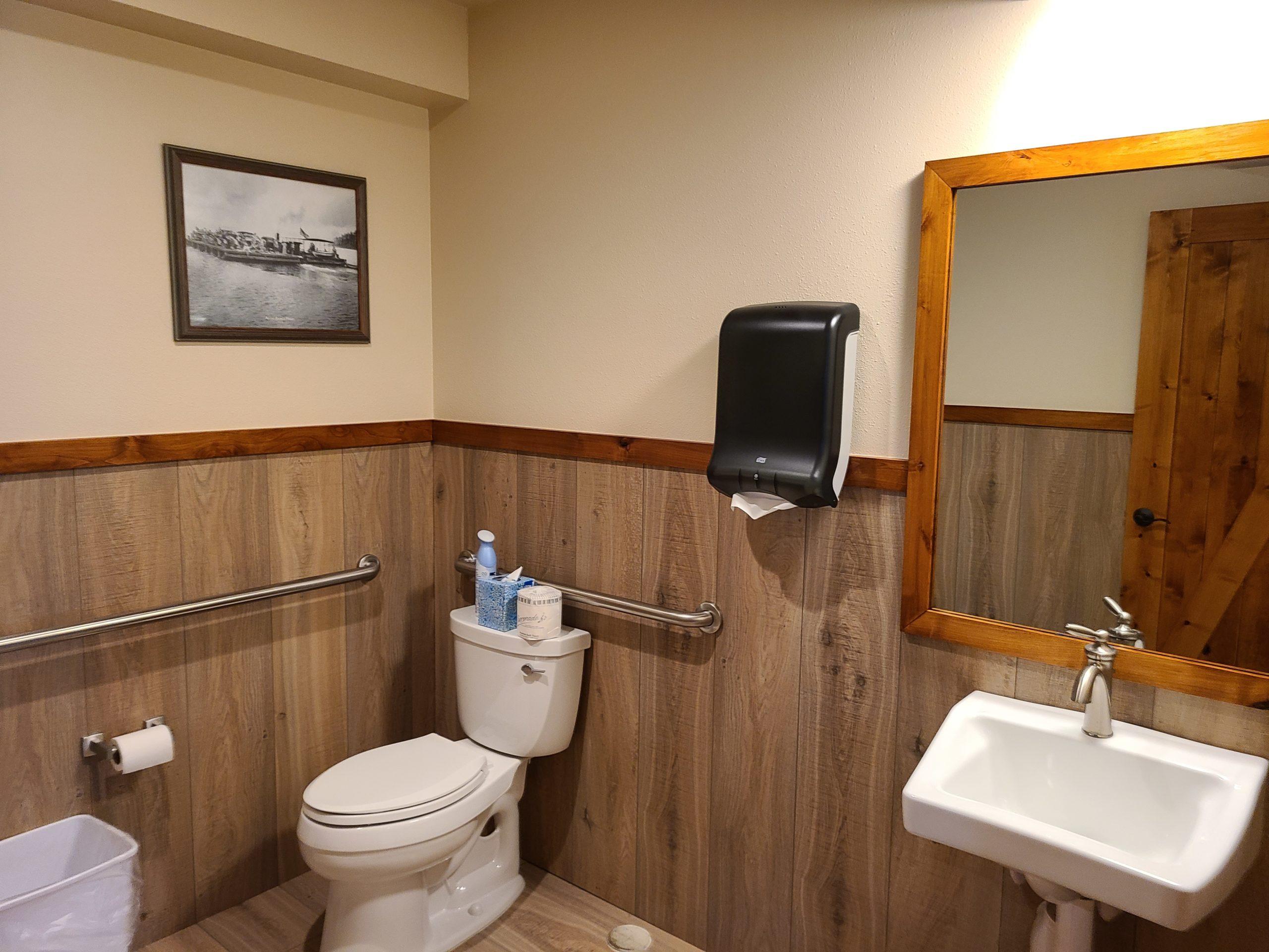 Tahoe Vista Commercial Remodel -After